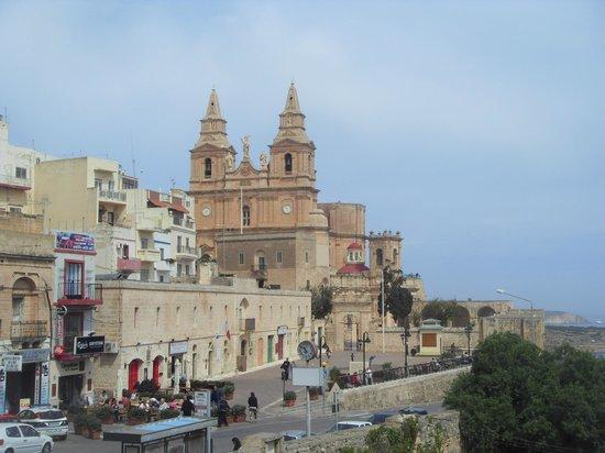 Maritim Antonine Hotel & Spa : il santuario di Mellieha