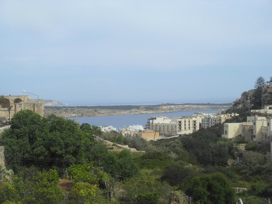 Maritim Antonine Hotel & Spa : vista dalla camera