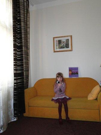 Andel: В номере