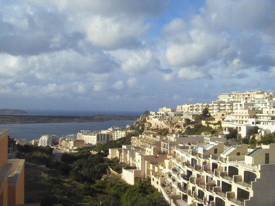 Maritim Antonine Hotel & Spa : vista dal 7° piano