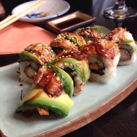 Japanese Sushi & Grill Restaurant Sushi: Top!