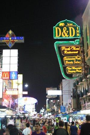 D&D INN: Khaosan Road