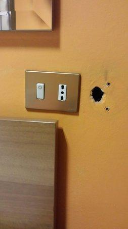 Hotel Urbis: Prese d' aria ???