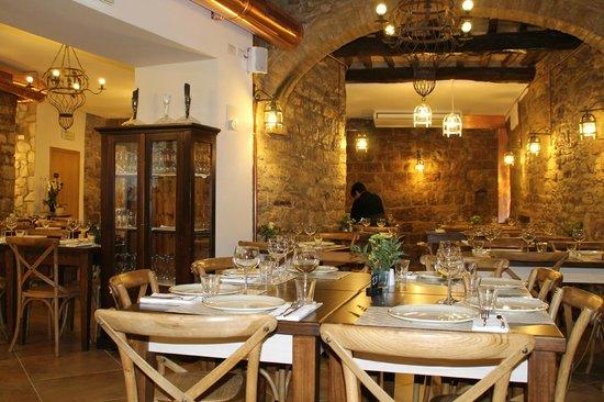 La Lanterna: le restaurant