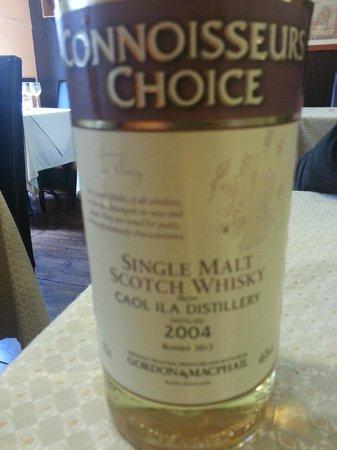 La Taverna del Capitano : il whisky: un torbato per chi sa apprezzare!