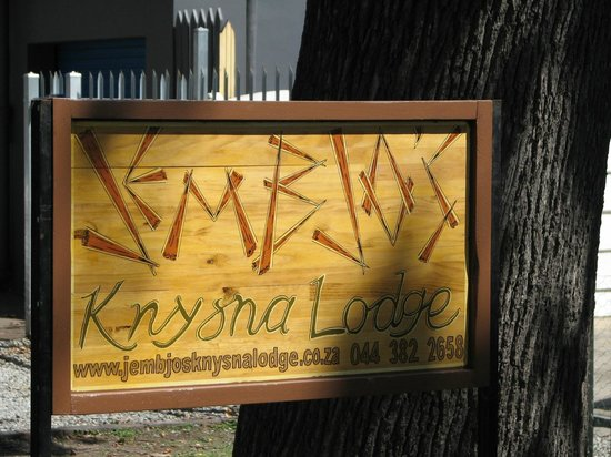 Jembjos Knysna Lodge & Backpackers