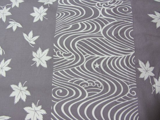 Nikko Tokanso : Yukata pattern.