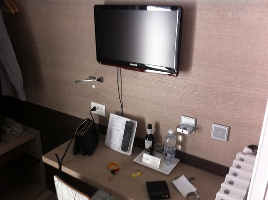 Hotel Genius Downtown : Chambre