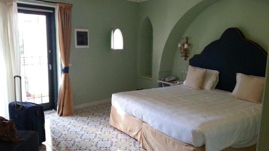Garden & Villas Resort: Camera superior