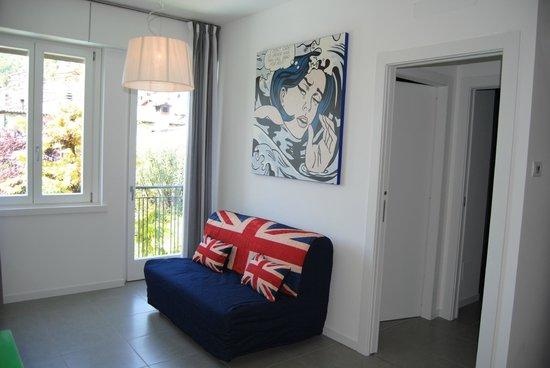 Al Molo Apartments : Apt.Chicca