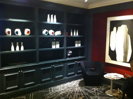 "Le Meridien Piccadilly : Petit salon ""ordinateurs"""