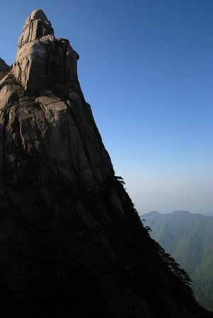 Mt. Huangshan (Yellow Mountain): Morning