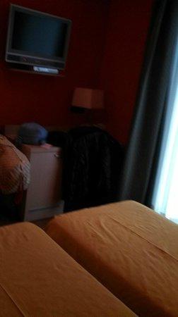 Hotel Berlino: chambre