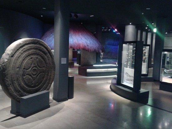 Museo de Prehistoria y Arqueologia de Cantabria: Cantabrian Estelas
