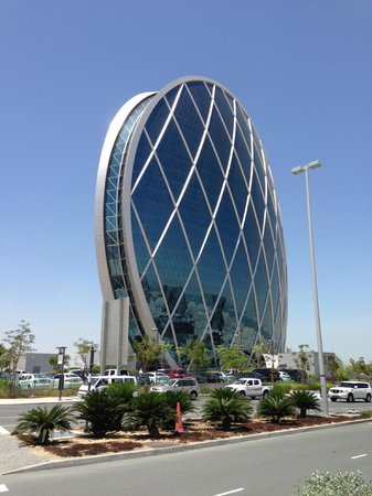 ‪Aldar HQ Building‬