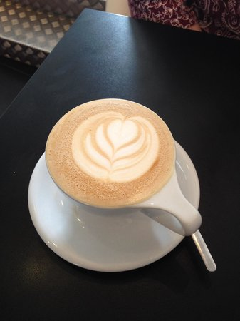 Diego's Cafe: Best coffee ever!