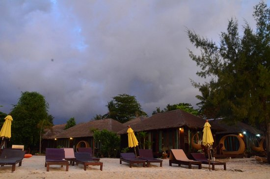 Anda Resort : Sunrise