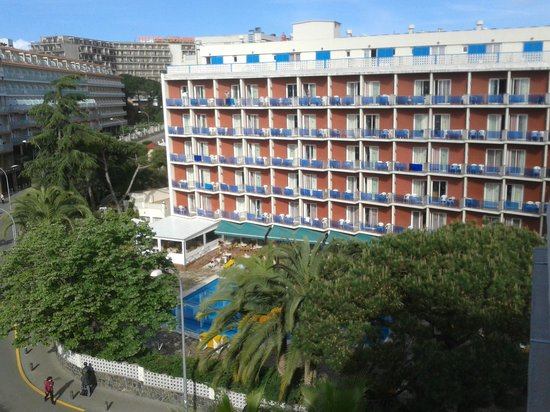 Hotel Acapulco Lloret de Mar: Ottima posizione centrale