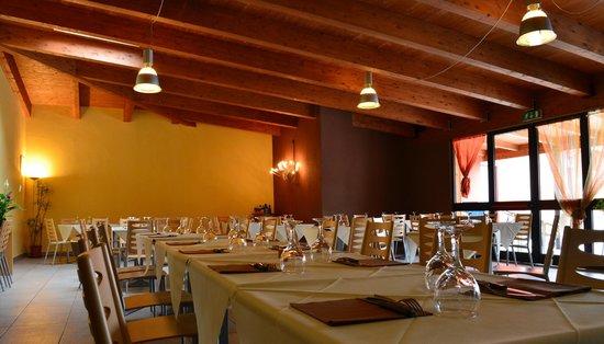 Camping Village Lago Maggiore: Restaurant