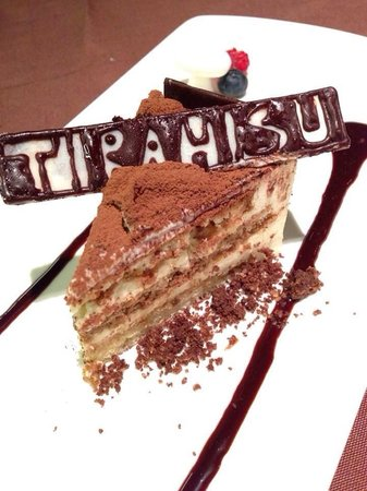 Recipes: Tiramisu