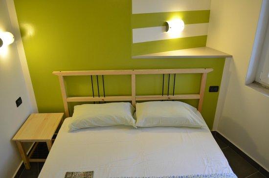 Camping Village Lago Maggiore : Bed