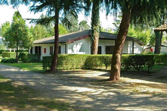 Camping Village Lago Maggiore : Villas