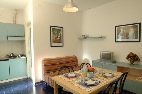 Camping Village Lago Maggiore : Internal apartment