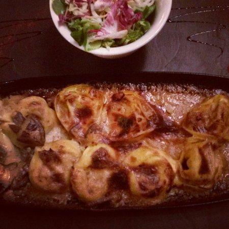 Chez Mamie Lise : La cena
