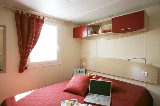 Camping Village Lago Maggiore : Internel mobile home