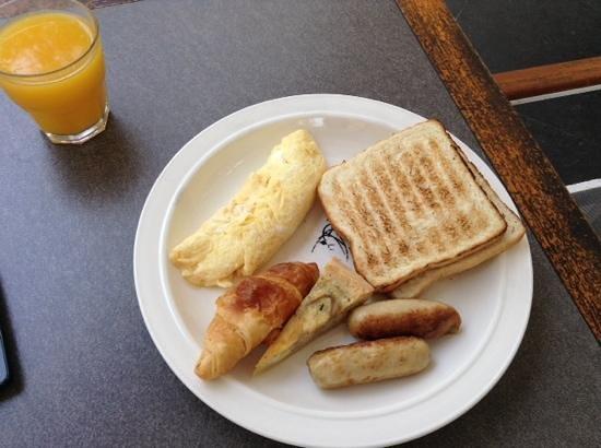 Lone Pine Hotel : breakfast buffet