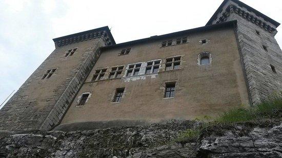 Château d'Annecy : Il castello
