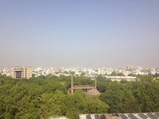 Fortune Hotel Landmark : Green view