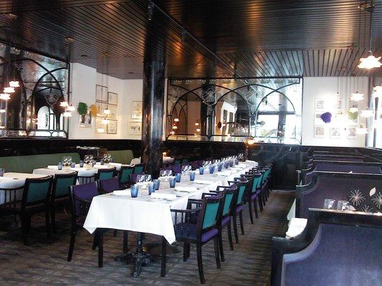 Restaurant Rivoli: Один из залов ресторна Rivoli