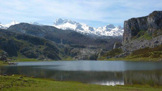 Lake Covadonga : Ercina 1
