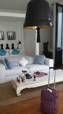 Villa Belle : room