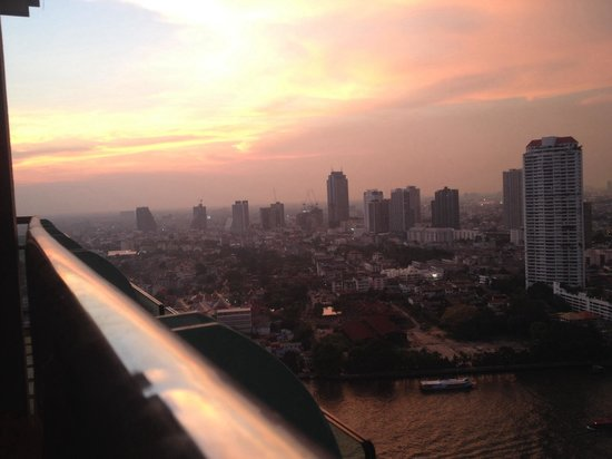 Chatrium Hotel Riverside Bangkok: Riverside