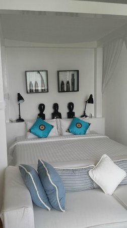 Villa Belle : rooms kept clean at all times