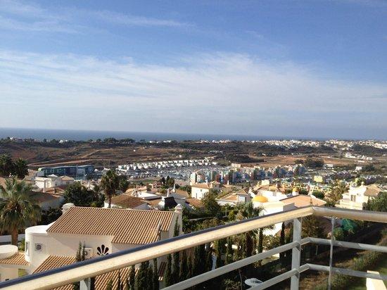 Encosta da Orada: The view