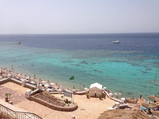 Jaz Fanara Resort & Residence: spiaggia