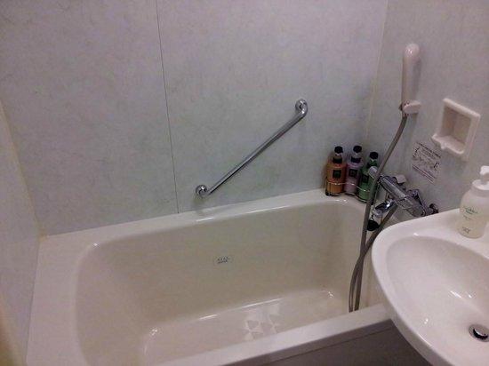 Osaka Daiichi Hotel: bath