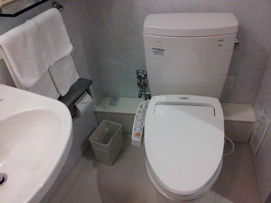 Osaka Daiichi Hotel : bath