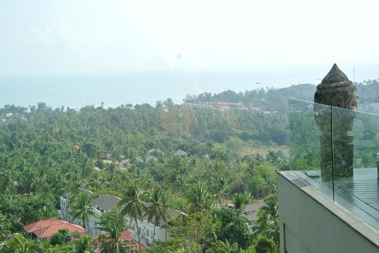 Villa Belle: beautiful view