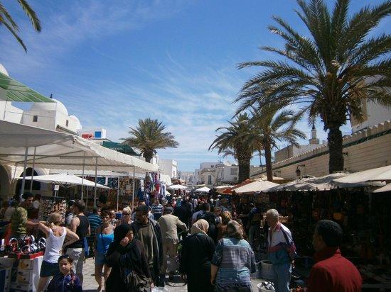 Medina Solaria & Thalasso: Nabeul Market, Hammammet