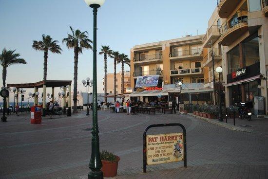 Blue Sea San Anton : Bugibba 'square'