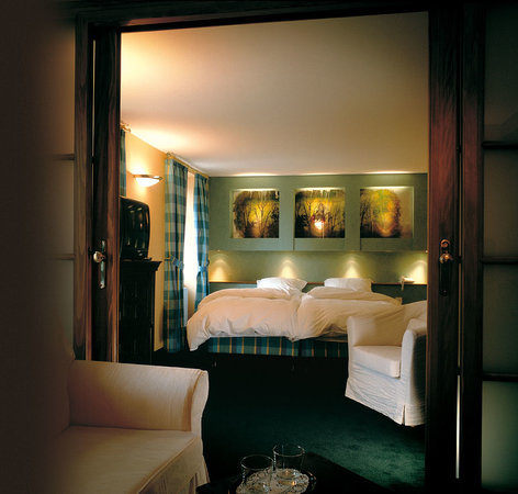chambre les suites picture of la belle vue saulxures. Black Bedroom Furniture Sets. Home Design Ideas