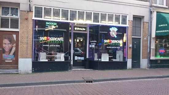 Snookercafe Peperstraat