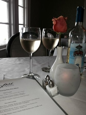 The Peter Shields Inn : White Wine BYOB