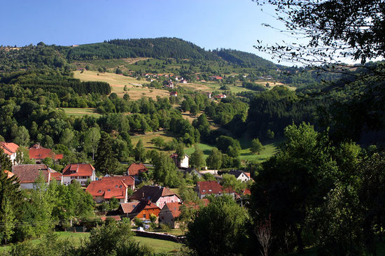 La Belle Vue : Village de Saulxures