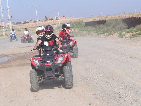 Marrakech Quad Evasion : quad 2