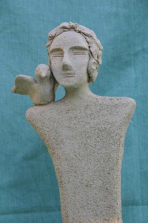 Adamieion Ceramic Art Studio: ceramic sculpture